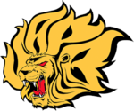 Team arkansas pine bluff golden lions transparent