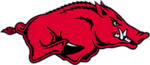 Team arkansas razorback logo 2001