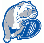 Team drake bulldogs mascot