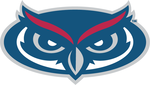 Team florida atlantic mascot head
