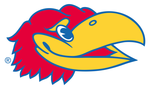Team kansas jayhawk head