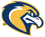 Team marquette golden eagle head