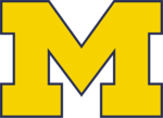 Team michigan wolverines transparent