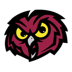 Team temple owl head