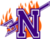 Thumb northwestern state trident transparent