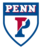 Thumb penn athletics logo