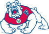 Offer fresno state bulldog transparent
